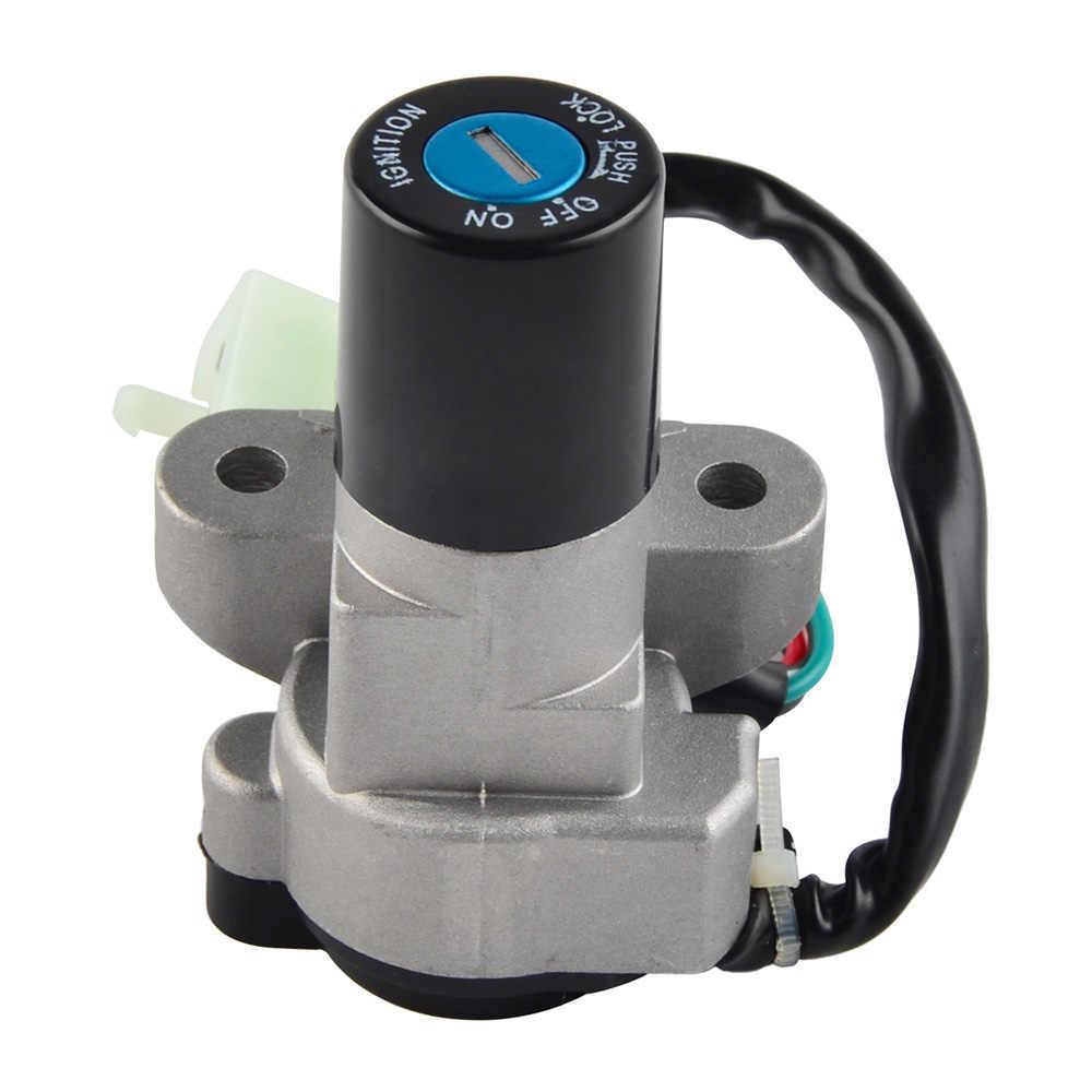 NICECNC Ignition Switch w/ keys For Suzuki GSF RF 400 GSX 600 750 900 1100  GSX-R GSXR 750 1100 GS 500 VX800 GSX 600F 750F 1100F