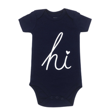 цена на Free shipping New Baby Bodysuit Lovely Printing Infant Jumpsuit Pure Cotton Short Sleeve Boys Girls Baby Clothes