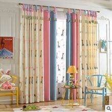 Rideaux Pour Les Enfants Salon Rideaux Pour Chambre Coucher Blackout  Enfants Rideau Bb Chambre Rideaux