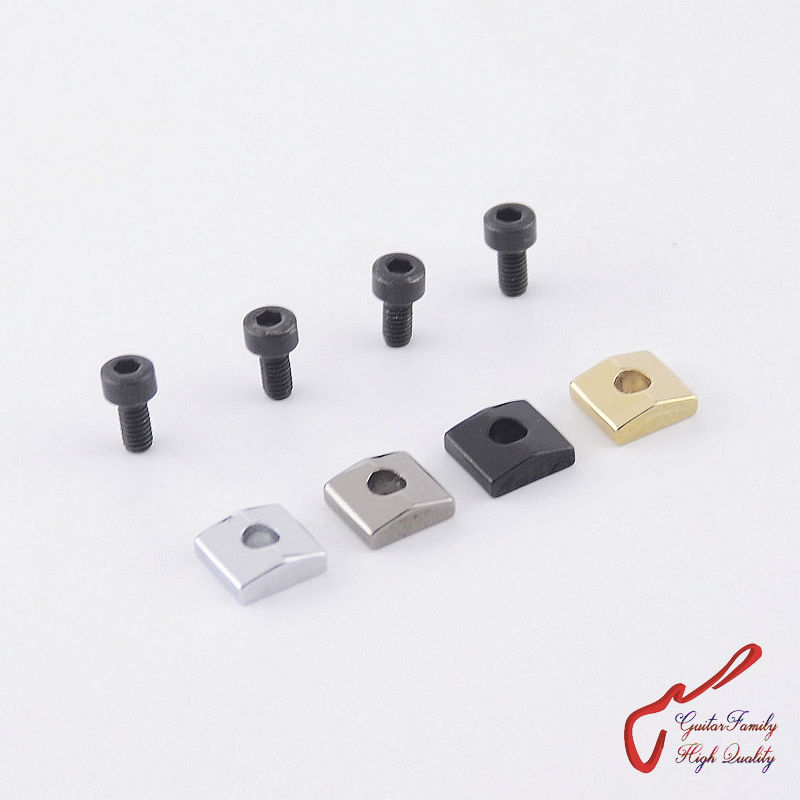 GuitarFamily  Electric Guitar Locking Nut Clamp For Floyd Rose Series ( 1 pc clamp with 1 pc screw ) MADE IN KOREA