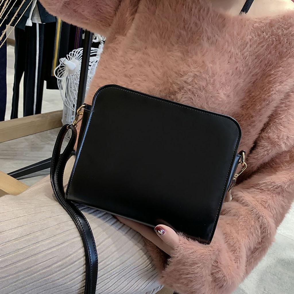 Damentaschen ZuverläSsig Aelicy Hochwertige Damentasche Set Bolsas Feminina Feste Weichen Pu Femme Designer Messenger Umhängetaschen 4 Stück Set Tasche Weibliche
