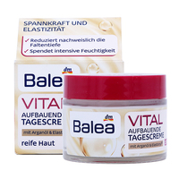 Balea VITAL Day Cream For Old Mature Skin Ages 55 To 70 Anti Aging Anti Wrinkle