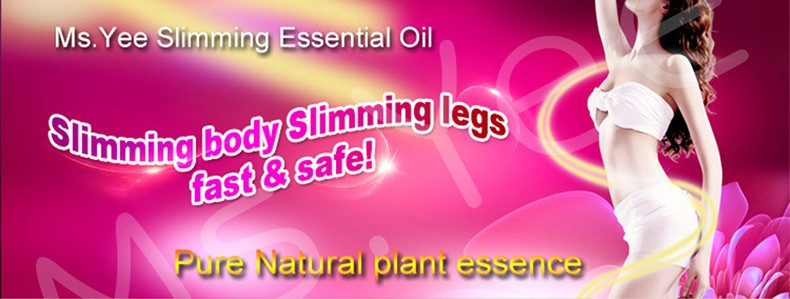 Natural Body Slimming Firming Essential Oil Effect Thin Legs Waist Arms Fat loss Safety Lost Weight Health & Beauty Massage Oils 1