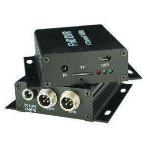 Image 3 - Neue FHD MDVR 1 Kanal 1080 p voll AHD H.264 Mobile DVR Recorder für Taxi Bus Fahrzeug 1CH mini auto dvr unterstützung max 128 gb sd karte