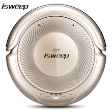 ISWEEP Gold S5 JIAWEISHI Automatic intelligent robot Vacuum Cleaner Dry and Wet Mopping 2 in1 household sweeping vacuum cleaner(China)
