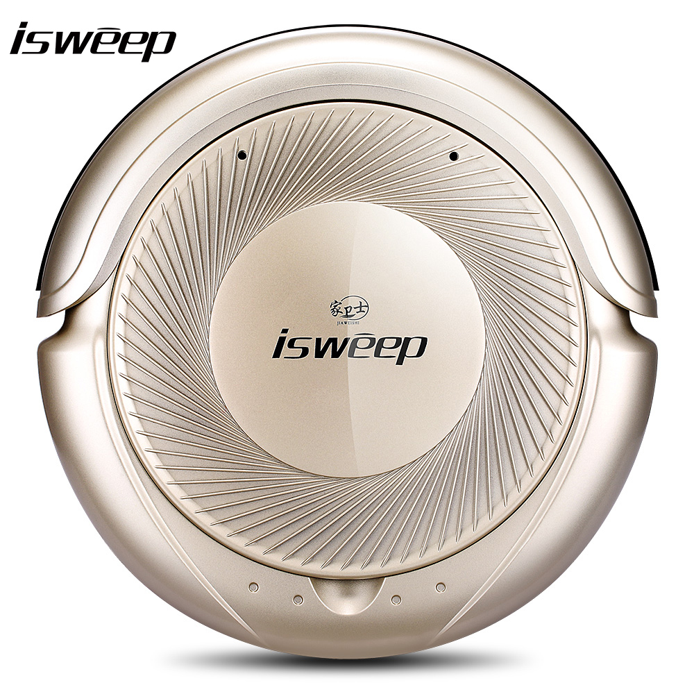 ISWEEP Gold S5 JIAWEISHI อัตโนมัติอัจฉริยะหุ่นยนต์เครื่องดูดฝุ่นแห้งเปียก Mopping 2 in1 ในครัวเรือน sweeping เครื่องดูดฝุ่น-ใน เครื่องดูดฝุ่น จาก เครื่องใช้ในบ้าน บน AliExpress - 11.11_สิบเอ็ด สิบเอ็ดวันคนโสด 1