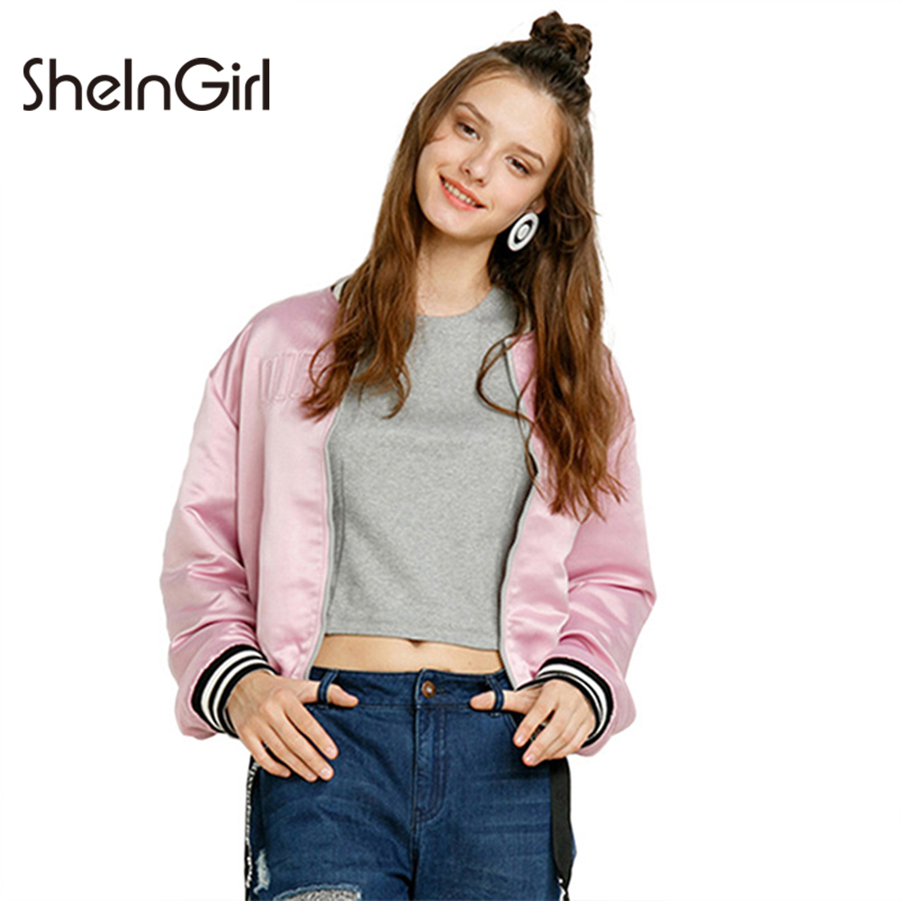 Online Get Cheap Cute Bomber Jackets -Aliexpress.com | Alibaba Group