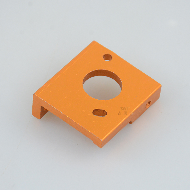 Free shipping DHK East Hong Kay accessories 8136-9M1 1/10 8136 short card high quality metal motor seat for RC Car