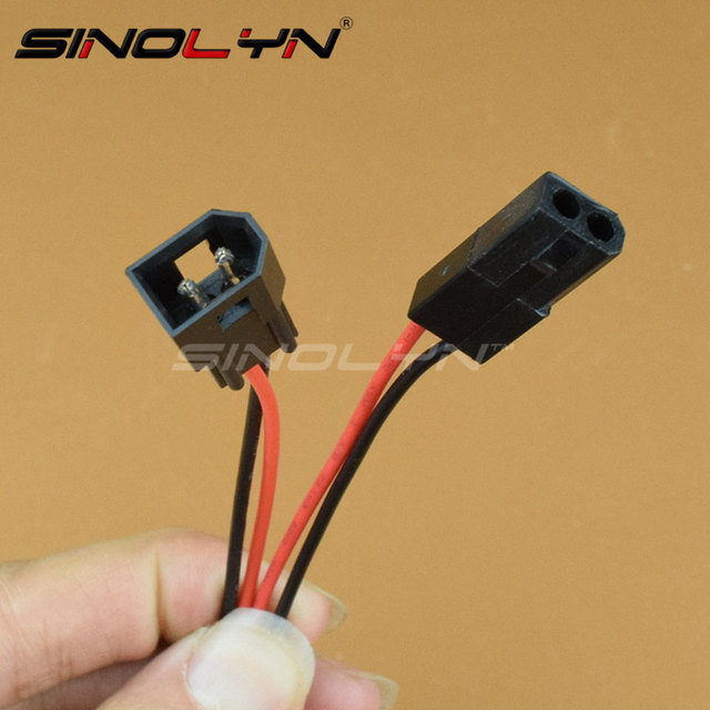 SINOLYN Bi xenon Projektor Objektiv High Low Motor Magnet Anschluss ...