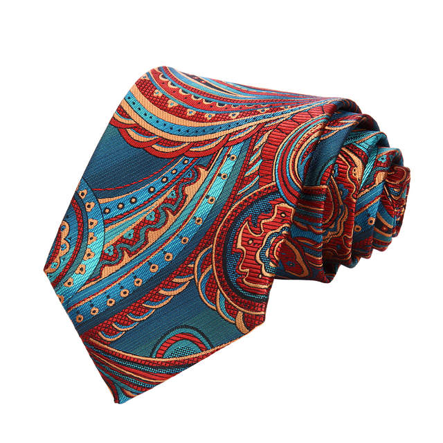 5e818d6ed589b Party Wedding Classic Pocket Square Tie TP930B8S Blue Burgundy Paisley 3.4