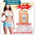Adesivo magnético para umbigo para emagrecimento rápido Adeviso para perda de peso Cremes para queimar gorduras Cuidados de Sáude 40 pcs/caixa