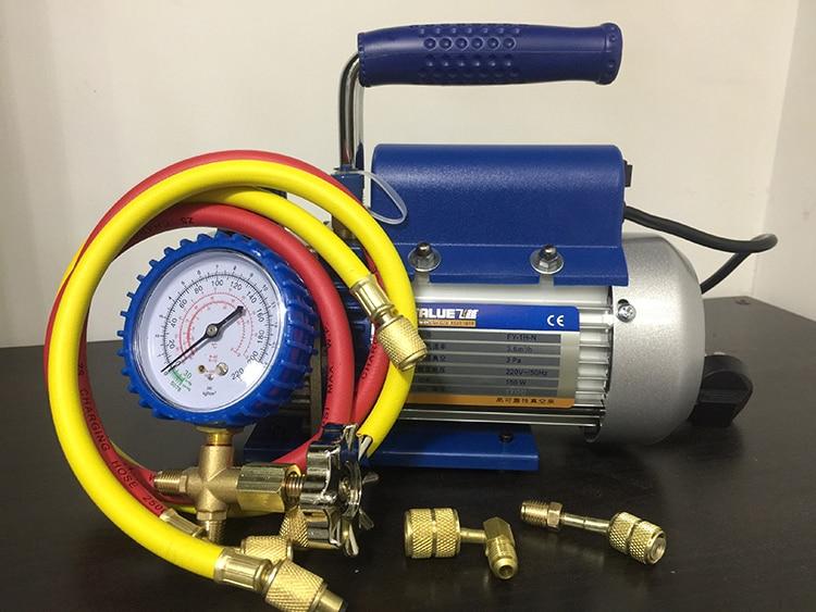 Refrigerant vacuum pump, 1 liter Vacuum Pump FY-1H-N ,car ,air conditioning  cool maintenance vacuum pump air conditioning