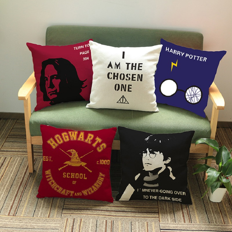 Online Get Cheap Harry Potter Pillow Aliexpress Com