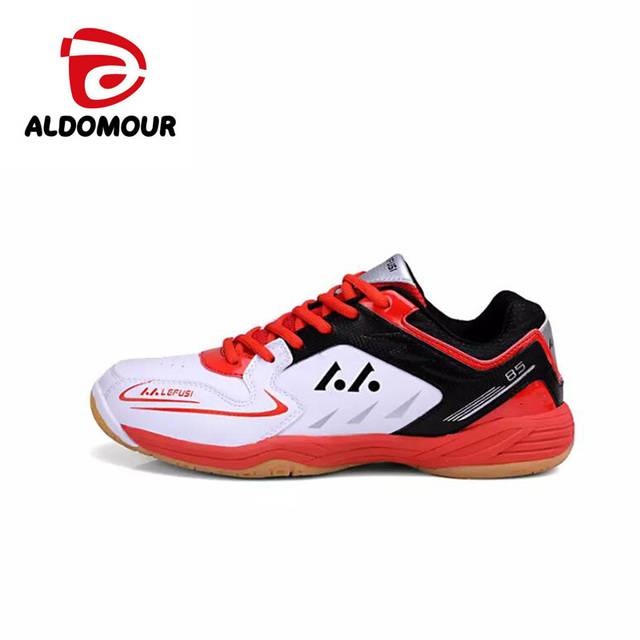 pretty nice 06c02 0e78a ALDOMOUR Volleyball Shoes for men women Cushion Sports Shoes Breathable  Stability Sneaker Wear-resistant Volleyball