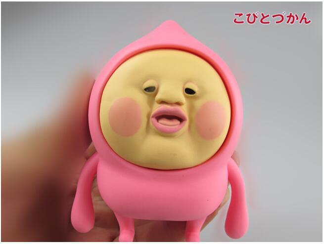 ugly old man pendant japanese brinquedos animation cartoon