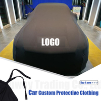 Free Shipping!! Car Covers Anti UV Snow Rain Scratch Resistant Automatic Car Covers For Saab 9 3 9 4x 9 5 9 7