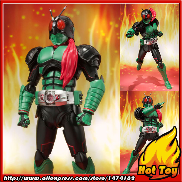 100% Original BANDAI Tamashii Nations S.H.Figuarts (SHF) Action Figure - Kamen Rider 1 from Masked Rider