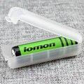 5 unids Duro De Plástico Cajas de Casos De Almacenamiento de Protección de La Batería Soporte Para 18650 Envío Gratis TW-363-5