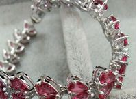 TOP QUALITY !!!! Multi crystal jewelry sweet female close friend Zircon Bracelet accessories birthday gift