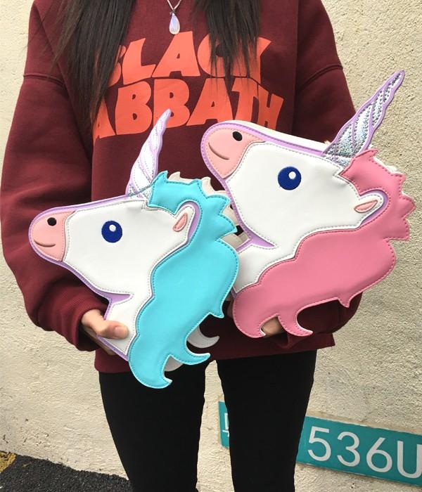 HTB1RYHyOpXXXXXWXpXXq6xXFXXXh - Unicorn Handbag women Shoulder Bag Cute