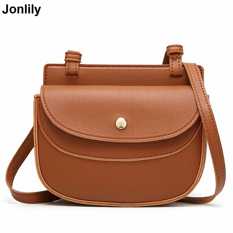 New Retro Women Messenger Bags Small Shoulder Bag High Quality PU Leather Tote Bag Small Clutch Handbags SLI-353 floral leather shoulder bag women pu leather handbag retro female small messenger bag for girls clutch shoulder bags bolsa
