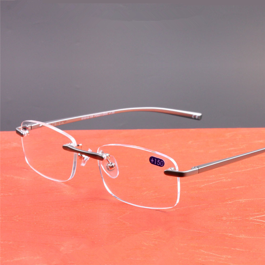Change Eyeglass Frames Without Changing Lenses : Online Buy Wholesale reading glasses frameless from China ...