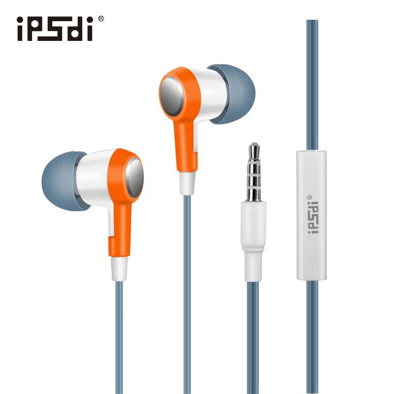2018 New Arrival Originaal Ipsdi HF256 3.5 mm kõrva kõrvaklapid - Kaasaskantav audio ja video - Foto 3