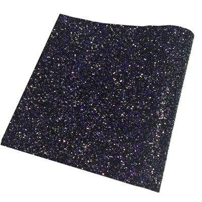 25*100 см сорт 3 объемный Блестящий виниловый рулон ткани для обоев, настольного бегуна, банта для волос DIY украшения ремесла 1 шт - Цвет: 12