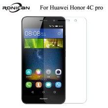 Protector de pantalla de vidrio templado para Huawei Honor 4C pro, ultra delgado 4c pro y6
