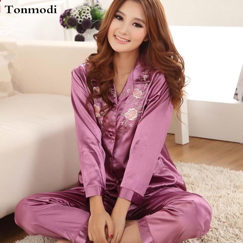 High Quality Luxury Silk Pyjamas-Buy Cheap Luxury Silk Pyjamas ...