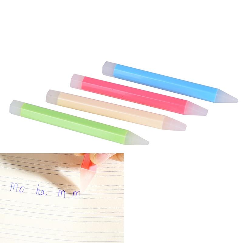 1Pc Eraser Stationery Student School Supplies Child's Gifts Gel Pen Erasers