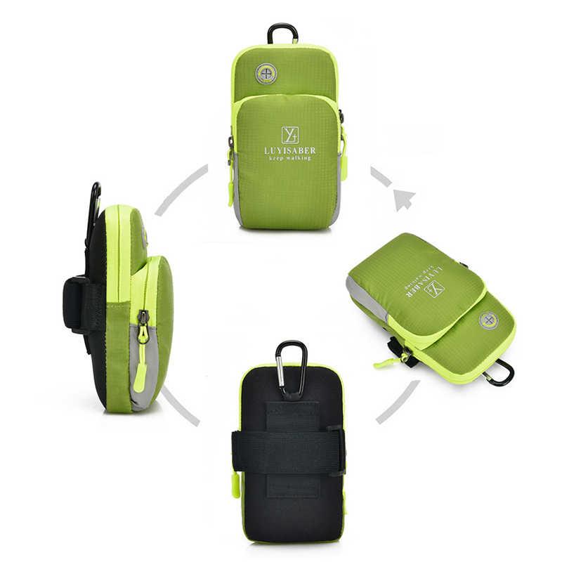 GYM en cours d'exécution Sport Brassard étui de téléphone portable Sur Sac À Main Téléphone Bras bande de support Smartphone Pochette