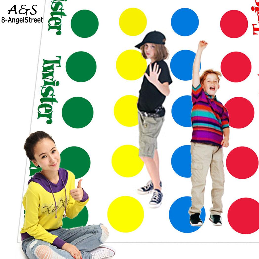 And Game Hands Multiplayer Feet Twister