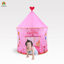 Kids Special Birthday Gift Lovey Toy Tent Indoor Outdoor Playhouse for Camping