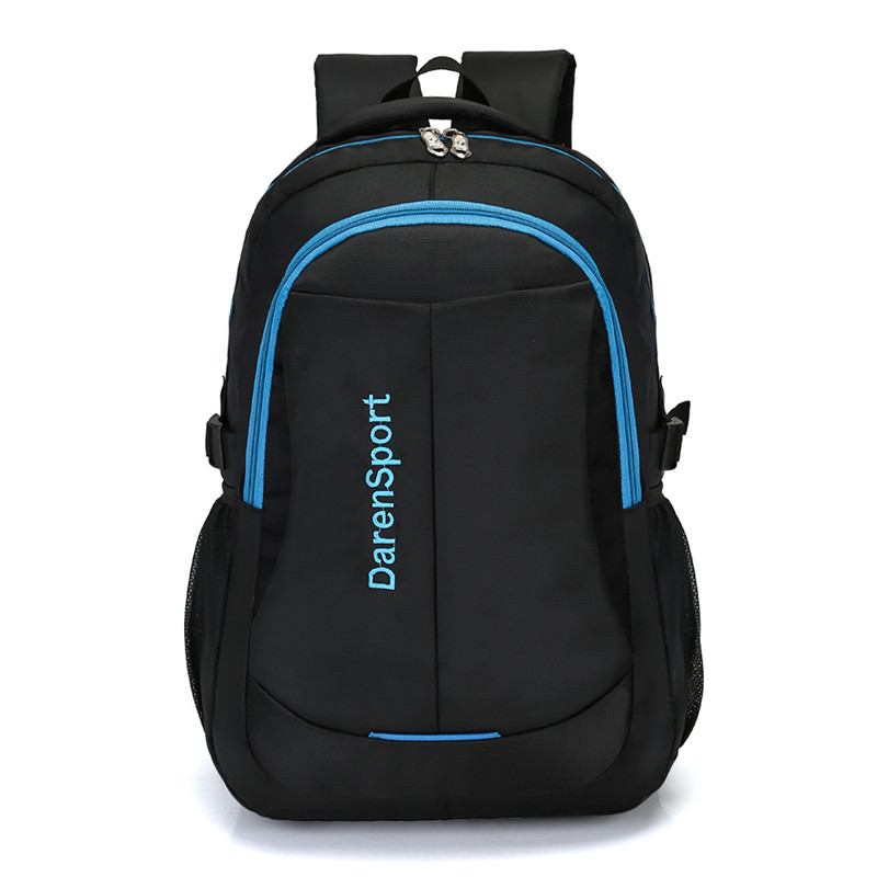 Laptop Backpack Men's Travel Backpack Waterproof Nylon School Bags for Teenagers Male Bag Large Capacity olidik laptop backpack for men 14 15 6 inch notebook school bags for teenagers large capacity 30l women business travel backpack