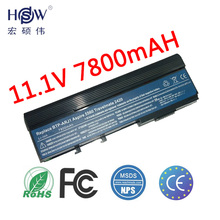 7800MAH Laptop Battery for ACER TravelMate 6231 6252 6291 6292 6293 6452 6492 6493 6593G 4330 4530 4730 6230 BTP-AQJ1 BTP-ARJ1