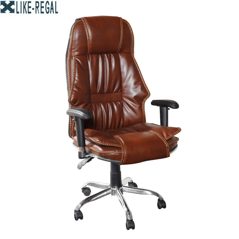 Furniture Office manager armrest chair furniture armrest rotate wheel manager chair