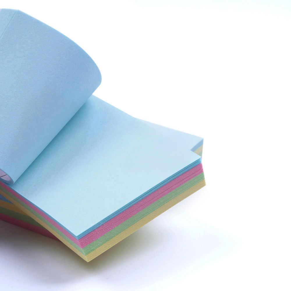 Kreative Rechteck Marmor Memo Pad Hinweis Niedliche Kawaii Klebrige Papier Für Kinder Koreanische Schreibwaren schule bürobedarf geschenke