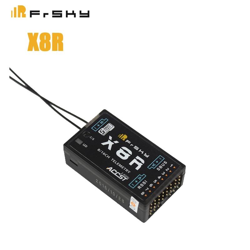 Original FrSky X8R Empfänger 8/16CH Telemetrie Für RC Quadcopter Multicopter Teil Kompatibel mit X7 X9D X12S sender-in Teile & Zubehör aus Spielzeug und Hobbys bei AliExpress - 11.11_Doppel-11Tag der Singles 1