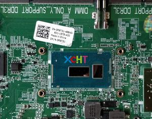 Image 3 - עבור Dell Inspiron 7548 CN 0R9T31 0R9T31 R9T31 w i5 5200U מעבד DA0AM6MB8F1 w 216 0855000 GPU מחשב נייד האם Mainboard נבדק