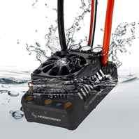 Hobbywing EzRun Max6 V3/Max5 V3/MAX10 SCT 160A/200A/120A Speed Controller Wasserdichte Bürstenlosen ESC für 1/6 1/5 RC Auto