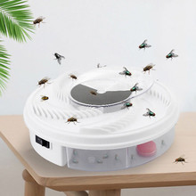 USB type Electric Fly Trap with bait Pest Control Electric anti Fly Killer Trap Pest Catcher Bug Insect Mosquito Repellents