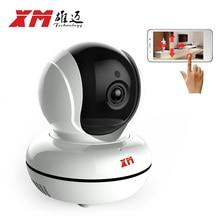 Бесплатная доставка HD 1080 P IP камера wi-fi камеры наблюдения sd 128 ГБ камара Беспроводной p2p IP камара PTZ Wi-Fi Безопасности Cam