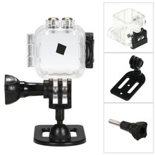 лучшая цена 30 Meter Waterproof Housing Cover Shell for Quelima SQ20 SQ12 Mini DVR Camera
