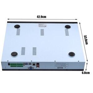 Image 5 - GADINAN H.265/H.26432CH * 4MP/24CH * 5MPกล้องวงจรปิดNVRสองทางเสียงการรักษาความปลอดภัยบันทึกเครือข่ายIP P2P NVR ONVIF 3กรัมWIFI CMS 4 HDDพอร์ต