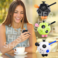 2017 New Squeeze Fun Stress Reliever Gifts Fidget Cube 2 Relieves Anxiety and Stress Juguet For Adults Fidgetcube Desk Spin
