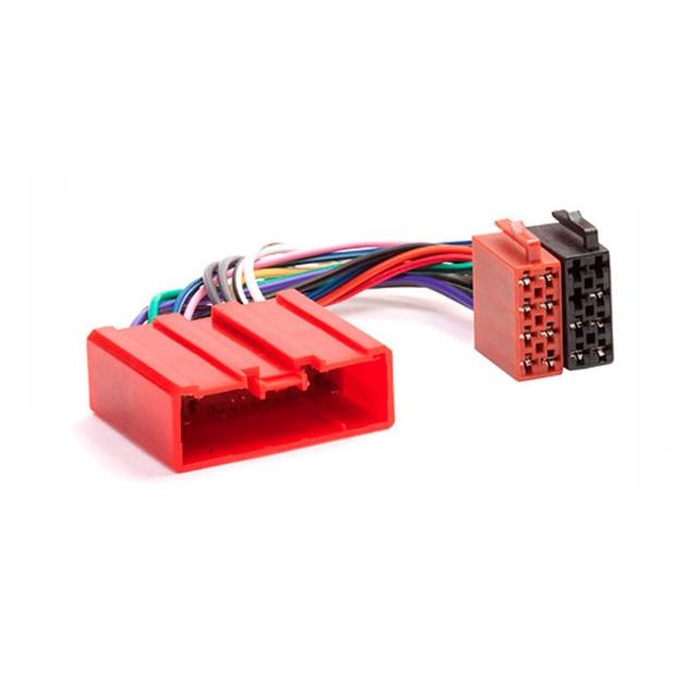 Auto ISO Kabelbaum Radio Adapter Stecker Für Mazda 2001 Ab Auto ...