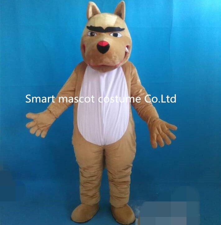 Handmade dog mascot bulldog animal mascot costumes