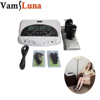 Dual Detox Machine Cell Ion Ionic Foot Bath SPA Belt with 2 Arrays And Double Display For Foot Massage
