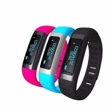 U9 Bluetooth Smart часы браслет спортивные Шагомер Фитнес сна трекер браслет с Wi-Fi точек доступа для Android IOS Телефон